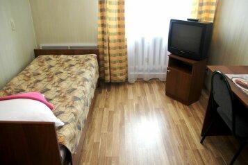 Номер 1:  Номер, Эконом, 1-местный, 1-комнатный, Гостиница, Октябрьская улица на 14 номеров - Фотография 3