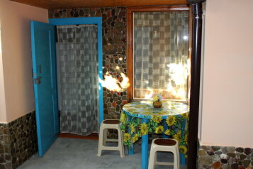 Просторный уютный дом под ключ в Судаке, 45 кв.м. на 5 человек, 2 спальни, Гагарина, район горы Фирейная , Судак - Фотография 3