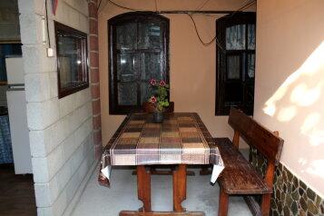 Просторный уютный дом под ключ в Судаке, 45 кв.м. на 5 человек, 2 спальни, Гагарина, район горы Фирейная , Судак - Фотография 4