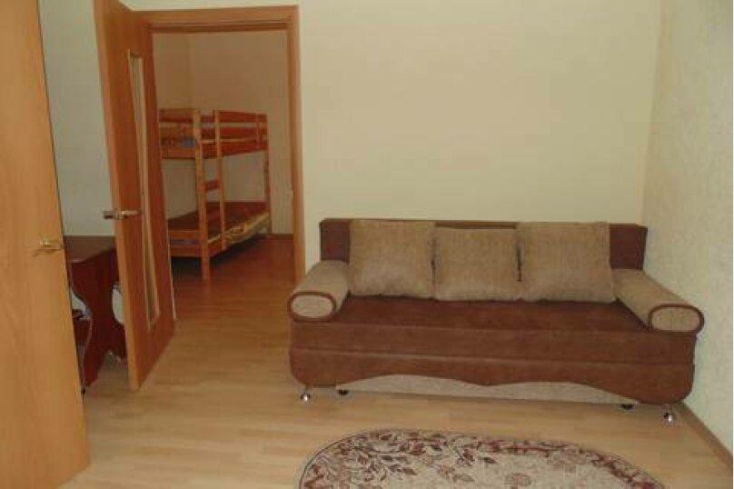 2-х комнатный 6-ти местный номер, Таманская улица, 10, ПК Кавказ, Голубицкая - Фотография 1