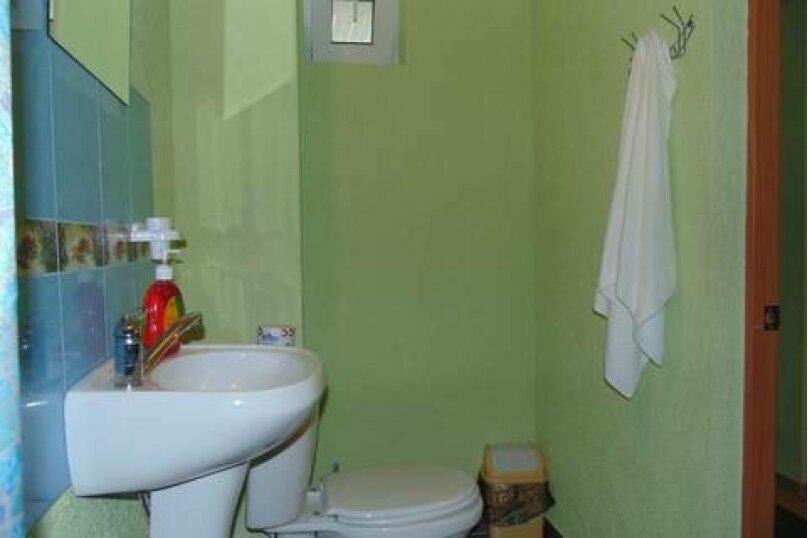 2-х комнатный 6-ти местный номер, Таманская улица, 10, ПК Кавказ, Голубицкая - Фотография 9