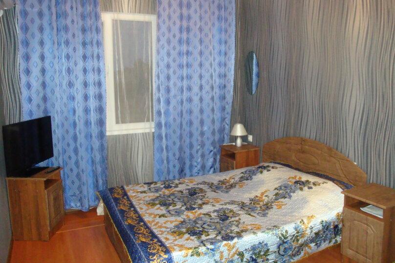 Коттедж, 36 кв.м. на 5 человек, 2 спальни, Таманская улица, 133, Благовещенская - Фотография 1
