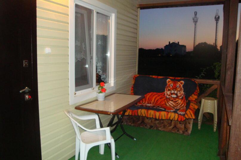 Коттедж, 36 кв.м. на 5 человек, 2 спальни, Таманская улица, 133, Благовещенская - Фотография 14