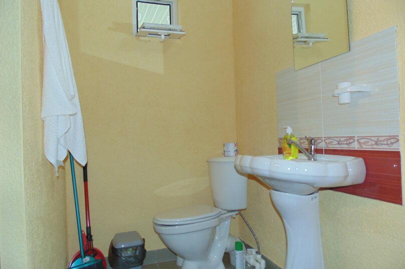 Однокомнатный 4-х местный номер, Таманская улица, 10, ПК Кавказ, Голубицкая - Фотография 13