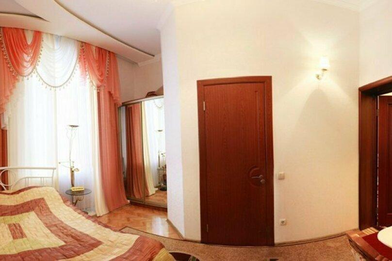 Двухместный номер комфорт, улица Фридриха Энгельса, 89, Краснодар - Фотография 1