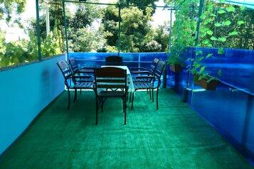 Дом у моря, 55 кв.м. на 6 человек, 2 спальни, улица Урицкого, 8, Алушта - Фотография 1
