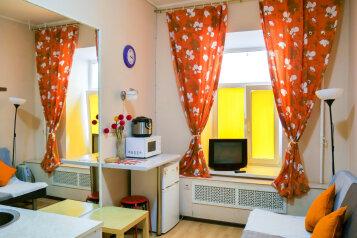 1-комн. квартира, 20 кв.м. на 3 человека, улица Марата, метро Владимирская, Санкт-Петербург - Фотография 1