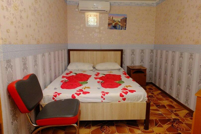 Стандартный 2-х местный номер с двуспальной кроватью, Партизанская улица, 50, Кабардинка - Фотография 1