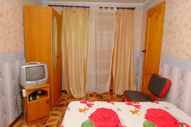Стандартный 2-х местный номер с двуспальной кроватью, Партизанская улица, 50, Кабардинка - Фотография 2