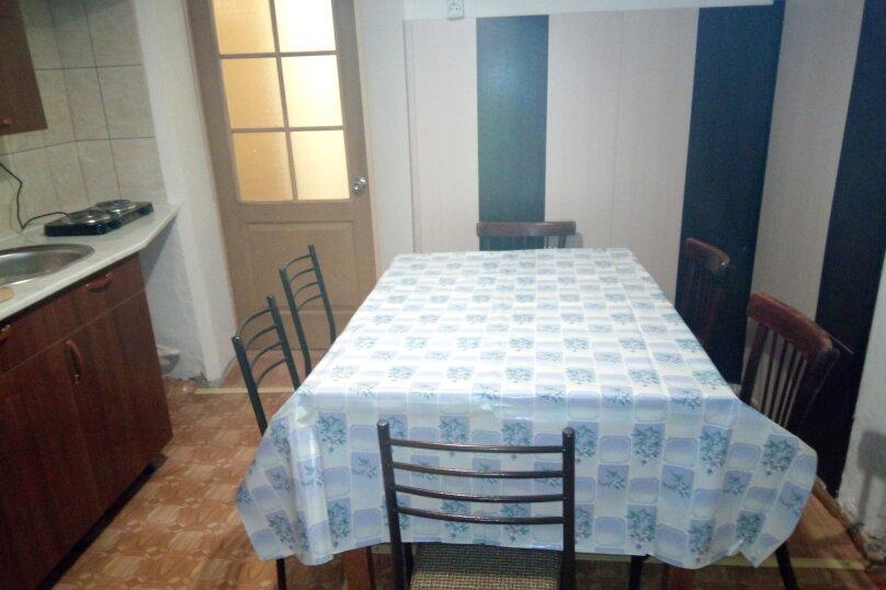 Пол дома, 50 кв.м. на 6 человек, 2 спальни, улица Шевченко, 282, Ейск - Фотография 1