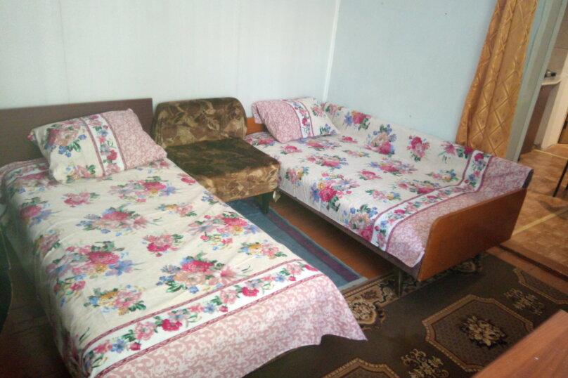 Пол дома, 50 кв.м. на 6 человек, 2 спальни, улица Шевченко, 282, Ейск - Фотография 5