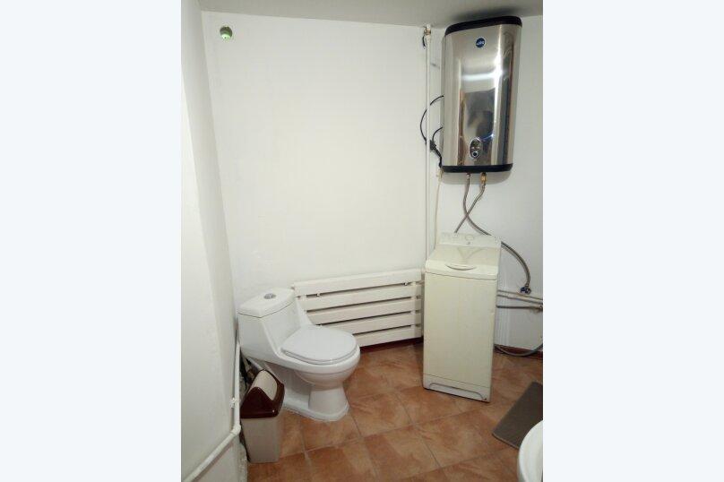 Пол дома, 50 кв.м. на 6 человек, 2 спальни, улица Шевченко, 282, Ейск - Фотография 6