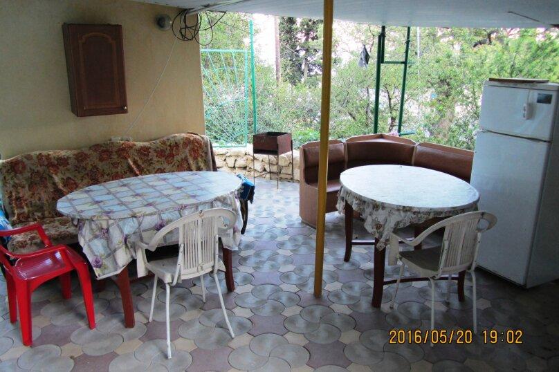 Коттедж с отдельным двориком, Севастопольское шоссе, 54, Алупка - Фотография 3