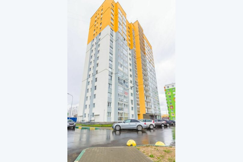 1-комн. квартира, 20 кв.м. на 2 человека, Бурнаковская улица, 93, Нижний Новгород - Фотография 14