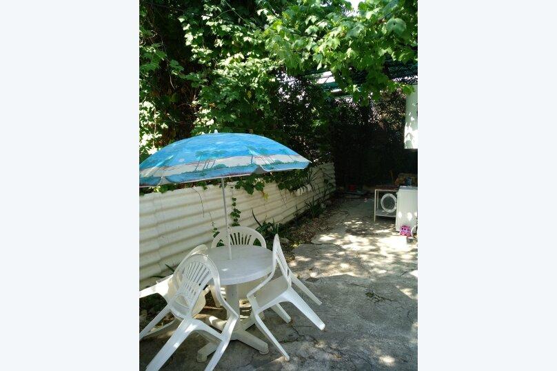 Коттедж с двориком, улица 50 лет Октября, 7, Алушта - Фотография 6