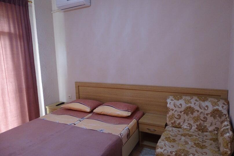 Трехместный номер со всеми удобствами с балконом , Радужная, 14, Кабардинка - Фотография 2