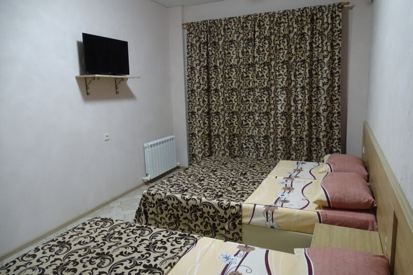 Двухкомнатный семейный номер  с двумя  балконами, Радужная, 14, Кабардинка - Фотография 3