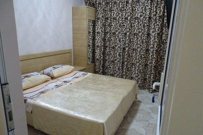 Двухкомнатный семейный номер  с двумя  балконами, Радужная, 14, Кабардинка - Фотография 4