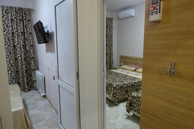 Двухкомнатный семейный номер  с двумя  балконами, Радужная, 14, Кабардинка - Фотография 5