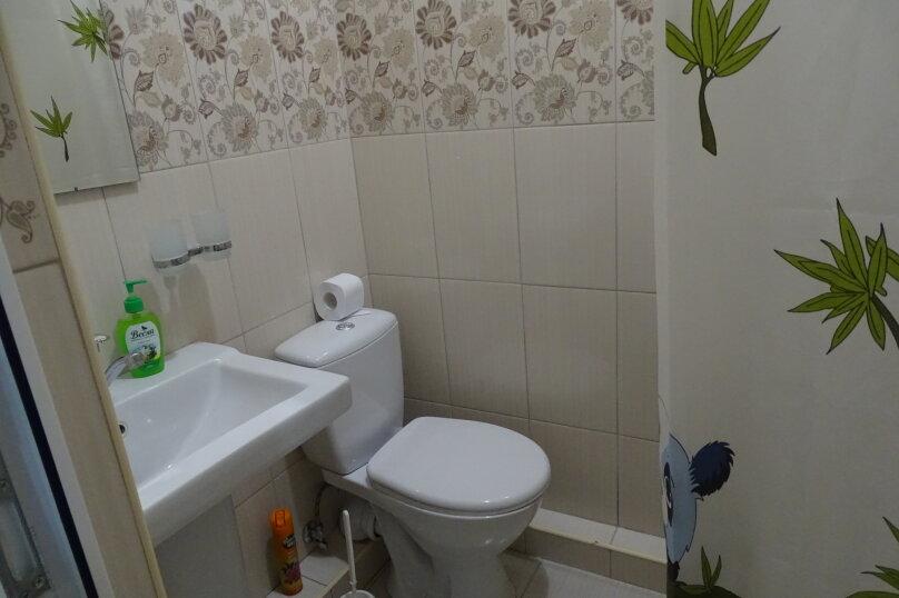 Двухкомнатный семейный номер  с двумя  балконами, Радужная, 14, Кабардинка - Фотография 6