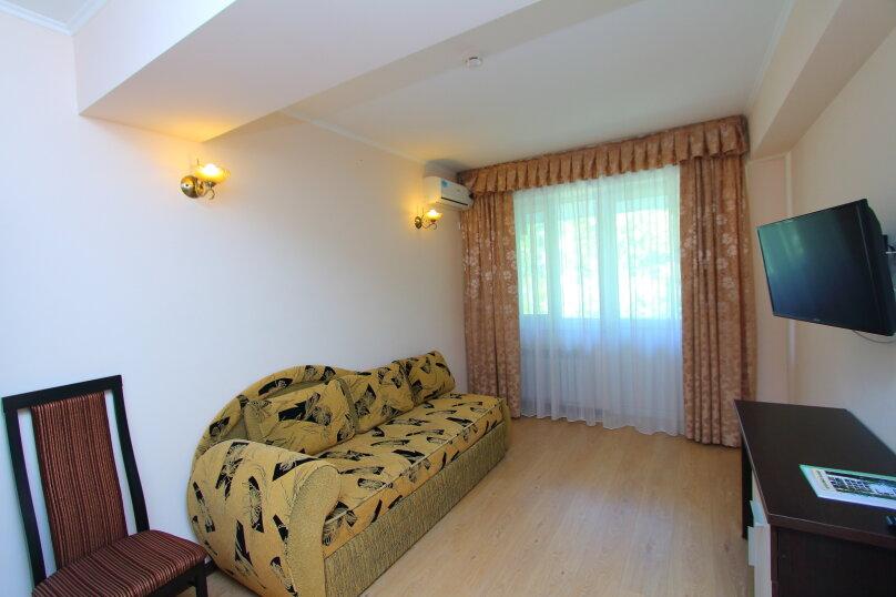 Номер 1-й категории 2-х комнатный, Симферопольское шоссе, 46, Анапа - Фотография 1