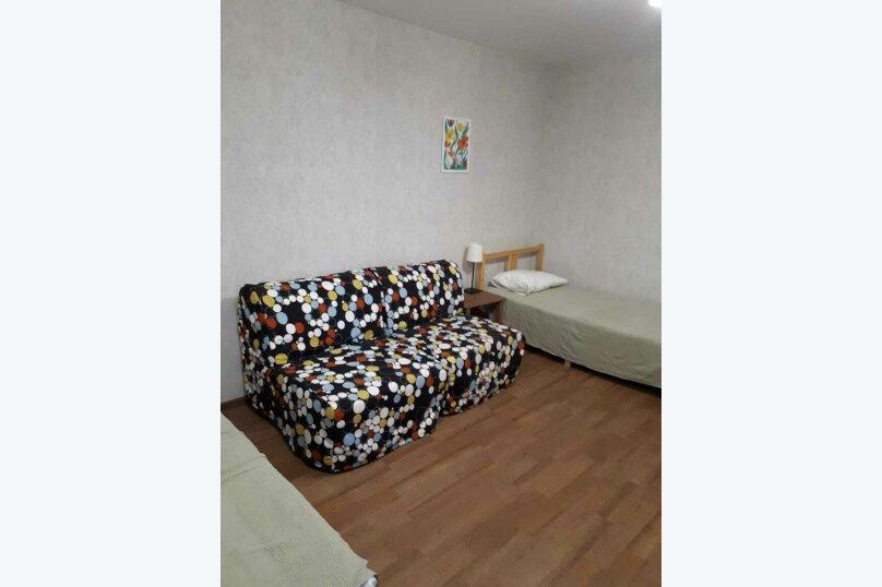 Трёхместный номер с 2 дополнительными местами с террасой , Новороссийская, 91, Анапа - Фотография 4