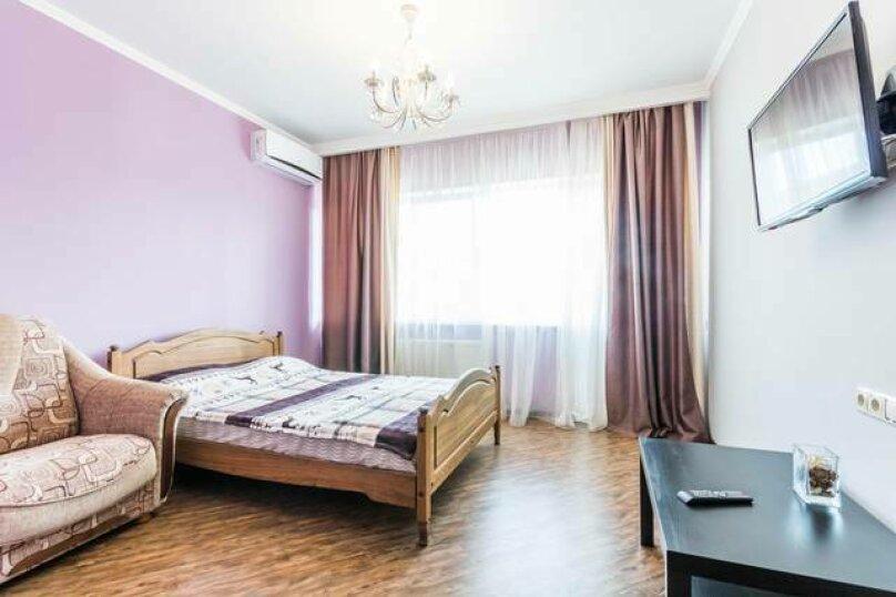 двух местный с удобствами внутри номера , Партизанская улица, 44А, Кабардинка - Фотография 1