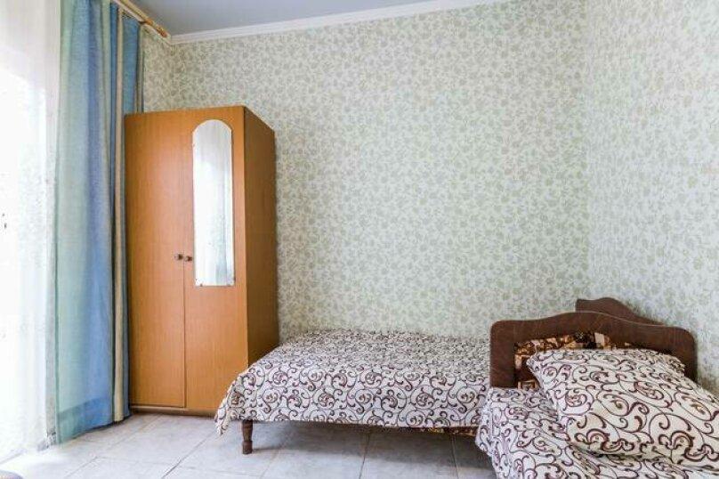 трехместный номер эконом класса, Партизанская улица, 44А, Кабардинка - Фотография 1
