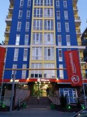 1-комн. квартира, 42 кв.м. на 5 человек, Гвардейская улица, Адлер - Фотография 1