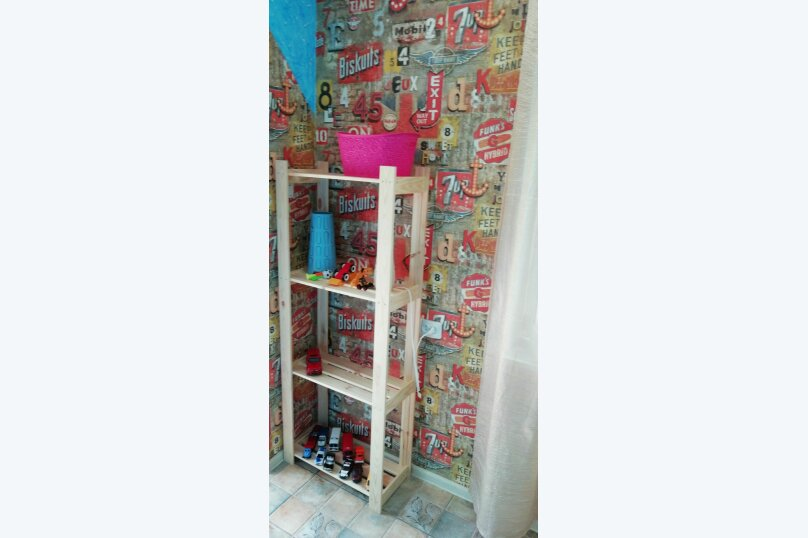Дом, 20 кв.м. на 4 человека, 4 спальни, Первомайская улица, 190, Ейск - Фотография 6