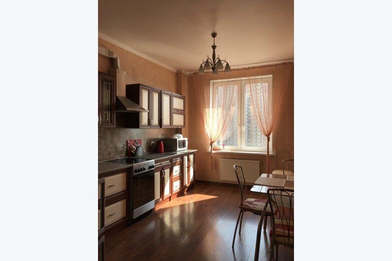 3-комн. квартира, 90 кв.м. на 7 человек, Комендантский проспект, 51к1, Санкт-Петербург - Фотография 11