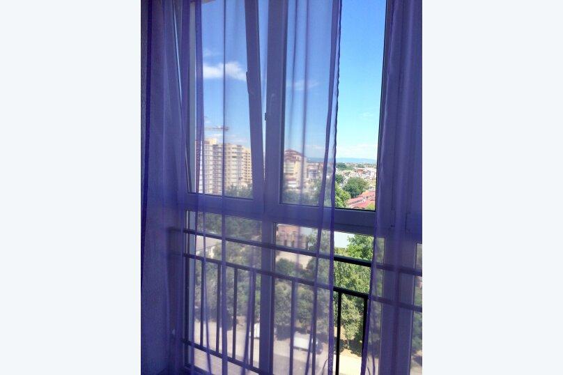 1-комн. квартира, 43 кв.м. на 4 человека, улица Шевченко, 288к1, Анапа - Фотография 17