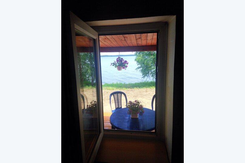 Гостевой дом Кочкома, 40 кв.м. на 6 человек, 3 спальни, пос Кочкома, Набережная улица, 14, Сегежа - Фотография 15