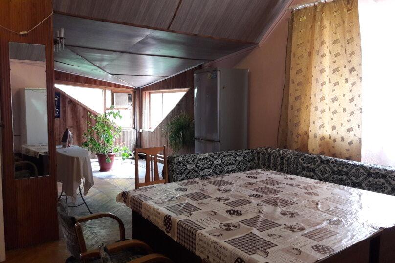 Часть дома в центре города Анапа с отдельным входом, 90 кв.м. на 10 человек, 4 спальни, Терская улица, 21, Анапа - Фотография 6