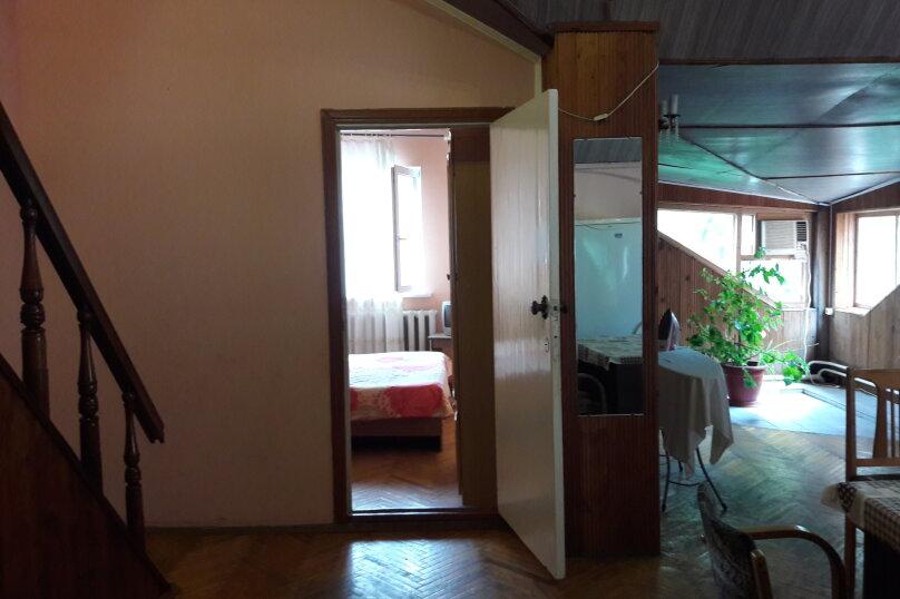 Часть дома в центре города Анапа с отдельным входом, 90 кв.м. на 10 человек, 4 спальни, Терская улица, 21, Анапа - Фотография 10