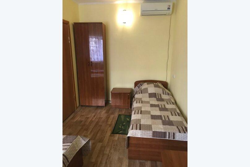 Трехместный номер с отдельными кроватями, улица Луначарского, 220, Геленджик - Фотография 2