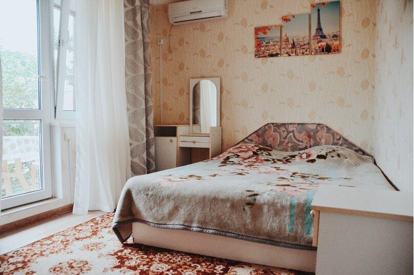 Стандарт (2 этаж 2 человека)+балкон, улица Лазарева, 186, Лазаревское - Фотография 1