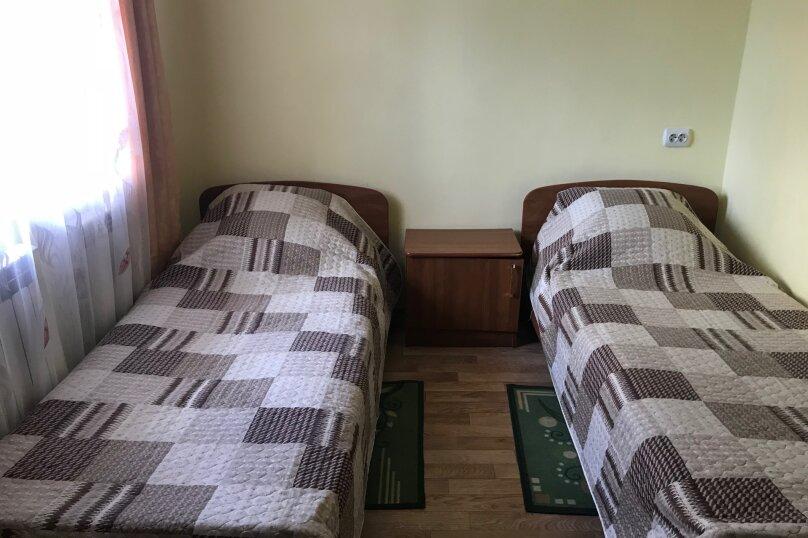 Трехместный номер с отдельными кроватями, улица Луначарского, 220, Геленджик - Фотография 5