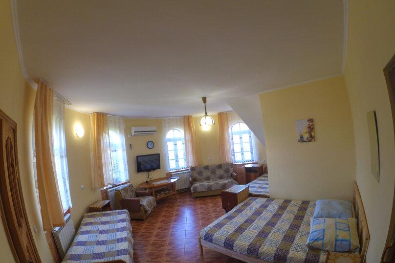 4-5 местный с удобствами на этаже , Каштановая улица, 14, Архипо-Осиповка - Фотография 1