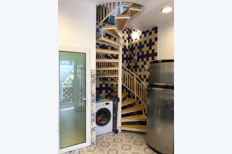 Уютный коттедж в Ялте, 90 кв.м. на 6 человек, 2 спальни, улица Соханя, 10, Ялта - Фотография 4