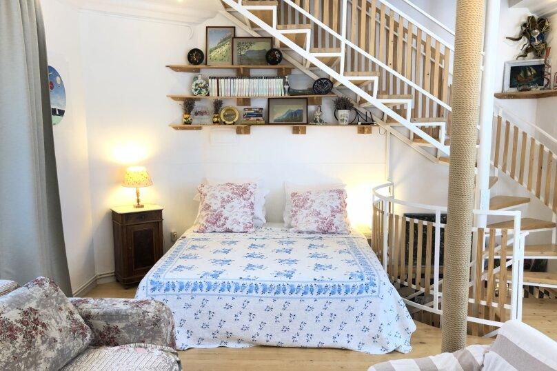 Уютный коттедж в Ялте, 90 кв.м. на 6 человек, 2 спальни, улица Соханя, 10, Ялта - Фотография 10