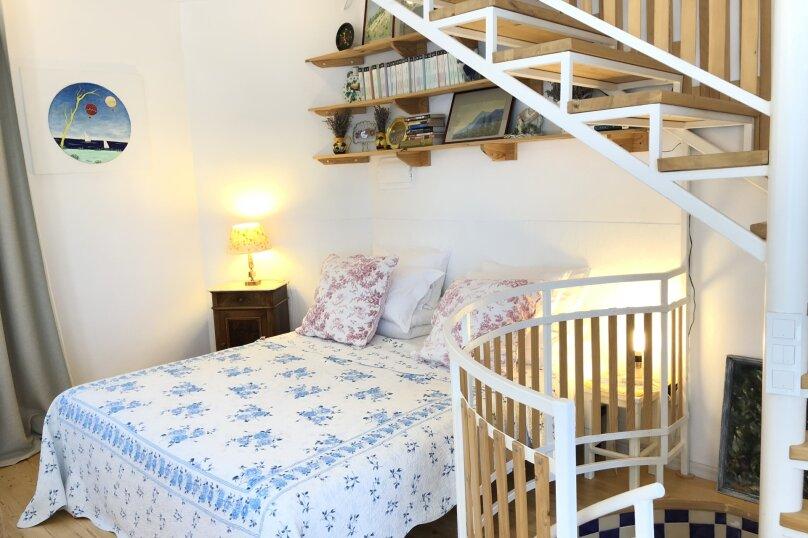 Уютный коттедж в Ялте, 90 кв.м. на 6 человек, 2 спальни, улица Соханя, 10, Ялта - Фотография 12