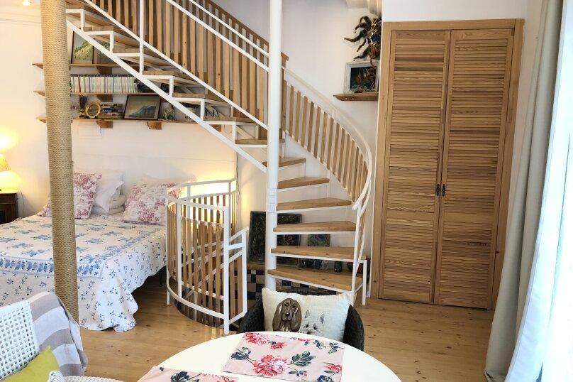 Уютный коттедж в Ялте, 90 кв.м. на 6 человек, 2 спальни, улица Соханя, 10, Ялта - Фотография 13