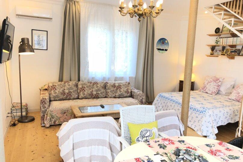Уютный коттедж в Ялте, 90 кв.м. на 6 человек, 2 спальни, улица Соханя, 10, Ялта - Фотография 14