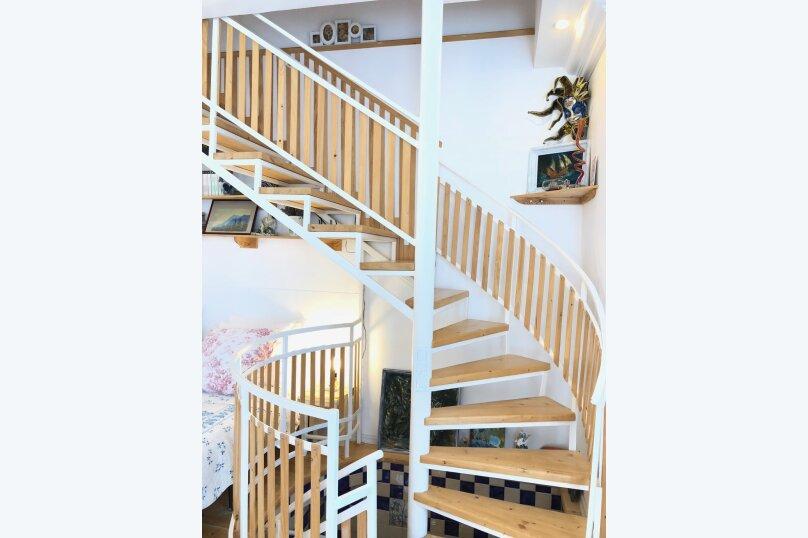 Уютный коттедж в Ялте, 90 кв.м. на 6 человек, 2 спальни, улица Соханя, 10, Ялта - Фотография 18