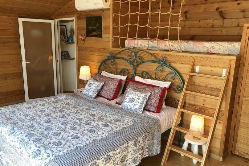 Уютный коттедж в Ялте, 90 кв.м. на 6 человек, 2 спальни, улица Соханя, 10, Ялта - Фотография 24