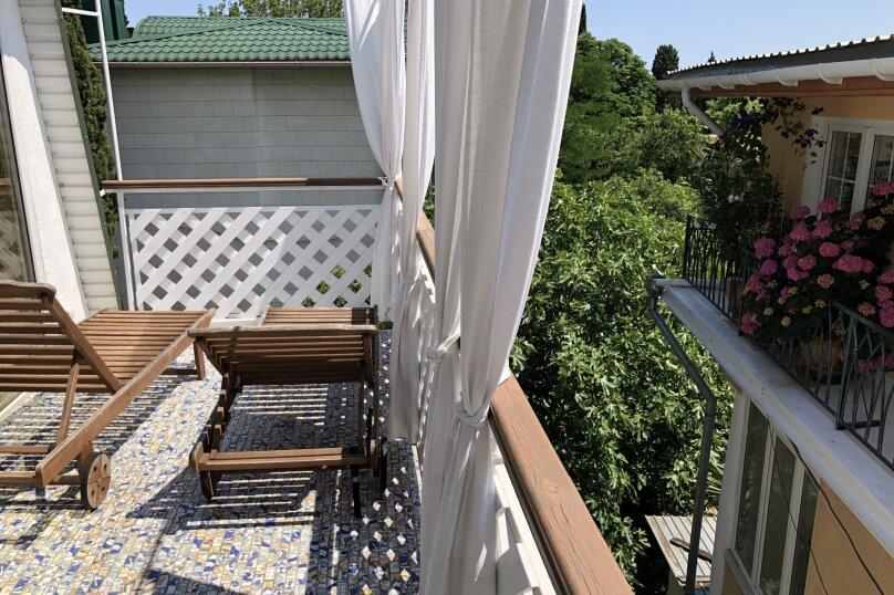 Уютный коттедж в Ялте, 90 кв.м. на 6 человек, 2 спальни, улица Соханя, 10, Ялта - Фотография 30