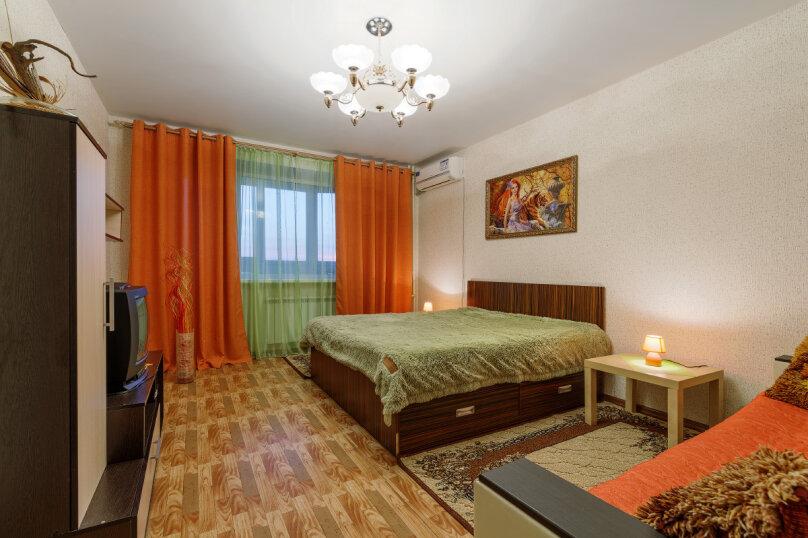 1-комн. квартира, 43 кв.м. на 4 человека, Переверткина, 24а, Воронеж - Фотография 1