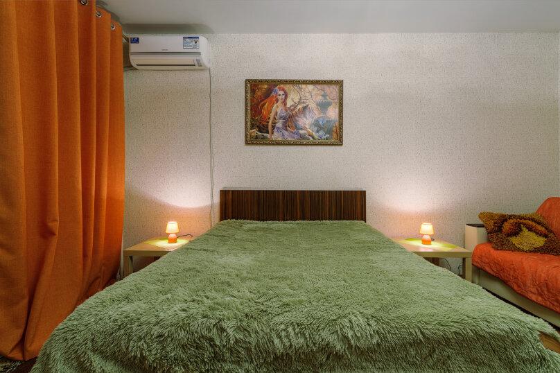 1-комн. квартира, 43 кв.м. на 4 человека, Переверткина, 24а, Воронеж - Фотография 5