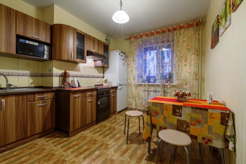 1-комн. квартира, 43 кв.м. на 4 человека, Переверткина, 24а, Воронеж - Фотография 7